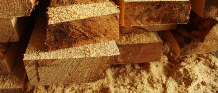 Sägewerk und Holzhandel